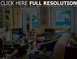 interior design view beach themed living room decor design ideas
