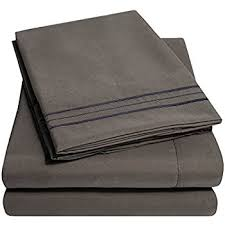 1500 supreme collection soft king sheets set