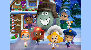 bubble guppies team umizoomi snow dvd talk