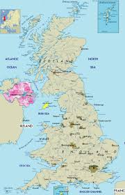 Sussex England Map by Large Map Of Nothern Ireland In The United Kingdom