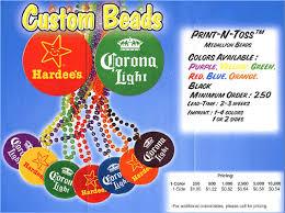 custom mardi gras gras pardi party bead medallions