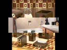 Ways To Decorate A Small Bathroom - bathroom towel decorating ideas youtube