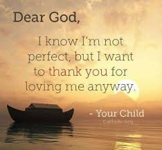 Child Of God Meme - your daily inspirational meme thank you god for loving me