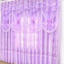 Purple Curtains Purple Lace Lavender Curtains In Dreamy Style