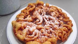 the history of funnel cake videos cooking channel cooking