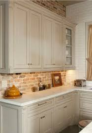 kitchen with brick backsplash pin by faucett on kitchens kitchens house and