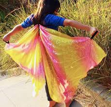 butterfly wings dress up clothes pretend play toy kids