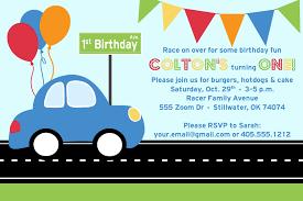 car invitations birthday 28 images race car birthday