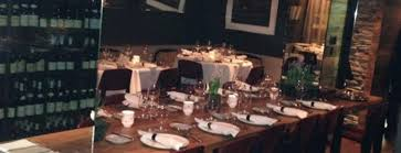 private dining rooms in nyc