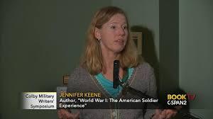 jennifer keene discusses world war i apr 12 2017 video c span org