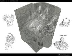 feng zhu design adventure game room designs fzd term 2 arch