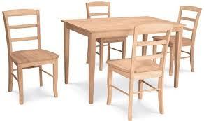 Shaker Dining Chair Shaker Unfinishedfurnitureexpo