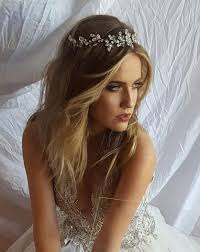 wedding headpiece bridal headpiece dramatic and pearl dionsyia hairvine