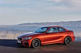 bmw 2 series coupe and cabrio get a subtle facelift they look