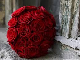 red roses wedding bouquet hd desktop wallpaper for 4k ultra hd