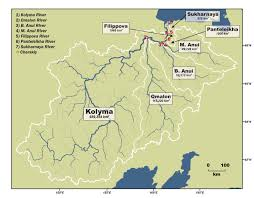Yellow River Map Remarkable Sampling Transect The Polaris Project