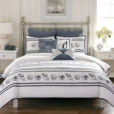 bedding nautical bedding touch of class sail away cotton quilt