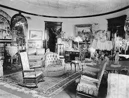american living room victorian pictures getty images
