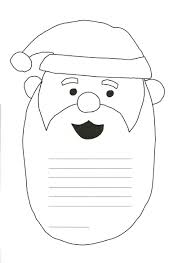 letter to santa printable i love christmas pinterest xmas