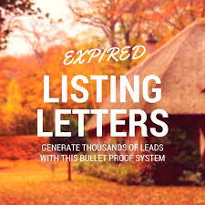sample of marketing letters to business looking for the perfect expired listing letter templates to send