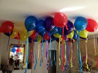 Balloon Ceiling Decor Helium Ceiling Balloons Balloon Brilliance