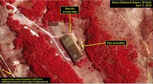more evidence of possible reprocessing campaign at north korea u0027s