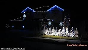 christmas lights net style texas home owner unveils gangnam style christmas lights show using