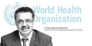 dr tedros adhanom ghebreyesus nuevo director de la organización