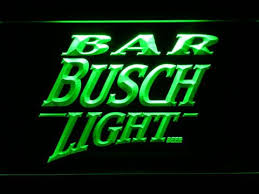 busch light neon sign busch light bar led neon sign safespecial