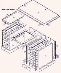 Free Computer Desk Woodworking Plans Desk Design Ideas Woodworking Computer Desk Blueprints Area Where