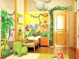 chambre garcon jungle chambre bebe deco jungle plus decoration garcon safari fondatorii info