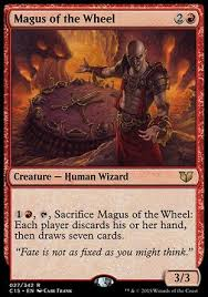 the 8x8 theory for edh commander mono red card draw package