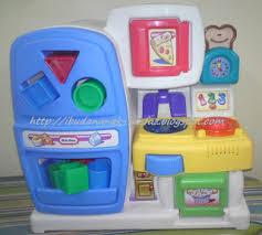 Little Tikes Toaster Ibu Dan Anak Hasfaz May 2009