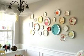 seize the whims random act of hanging plates the hanging plates on the wall modern creative ceramic mural hanging