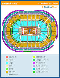 Td Garden Layout Boston Bruins Td Garden Seating Chart Best Idea Garden