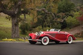 most expensive car ever sold mercedes benz 540k special roadster produced in 1937 is arizona u0027s