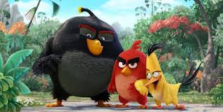 angry birds perspective holy connection