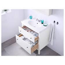 hemnes rättviken sink cabinet with 2 drawers gray ikea