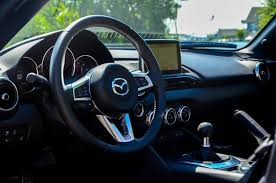 mazda is made by first drive mazda mx 5 rf a breath of fresh air