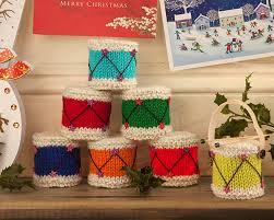 Drum Knitting Pattern | christmas drum knitting pattern susan penny