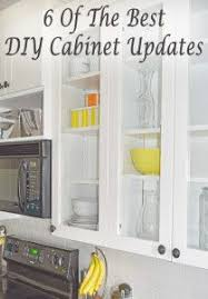 Updating Kitchen Cabinet Doors How To Update Kitchen Cabinets On A Dime Myblessedlife Net Yes