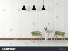 Modern Furniture For Small Living Room by White Modern Design Living Room Interior Stock Illustration