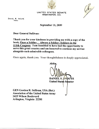 letters from congress archive