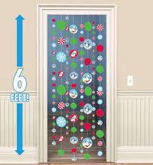 christmas door decorations christmas door decorations door curtains christmas window