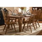 broyhill attic heirlooms dining room set f