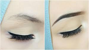 youtube the u0027perfect u0027 brow tutorial u0026 eyebrow routine hey bash