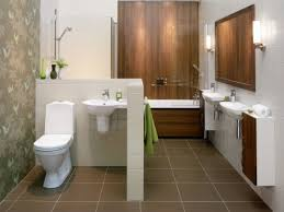 Easy Bathroom Ideas Outstanding Simple Bathrooms With Grey Floral Wall Art And White