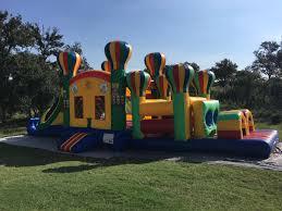party rentals san antonio party rentals and bounce houses san antonio