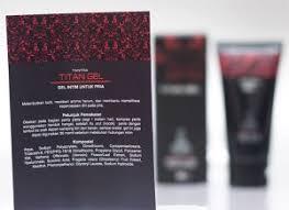 titan gel asli makassar obat pembesar zakar permanen