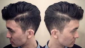 side part hairstyles asian hair